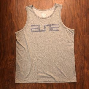 Nike basketball Elite tank
